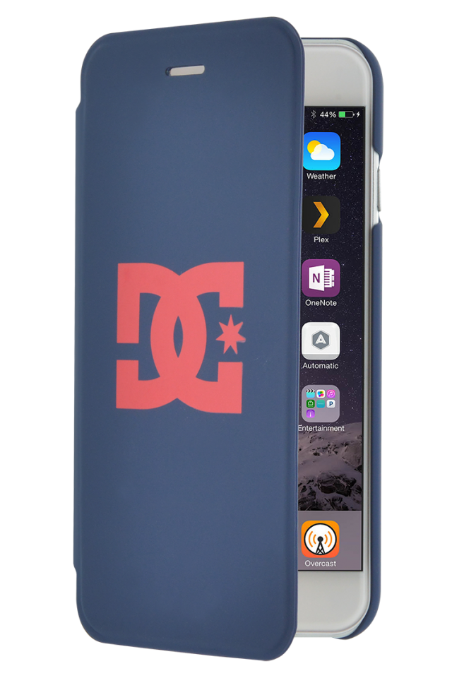 DC SHOES Folio Case (Blue) – Image