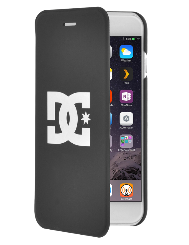DC SHOES Folio Case (Black) – Image   #1