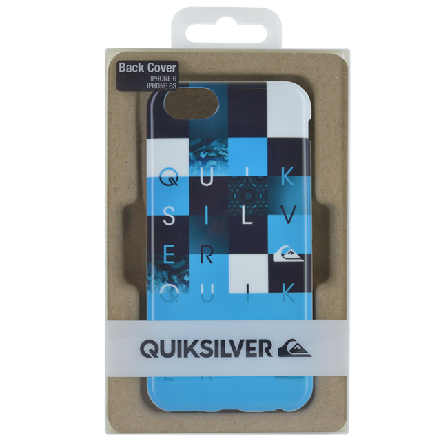 QUIKSILVER Soft case 'Checkmate' (Blue) – Image   #1
