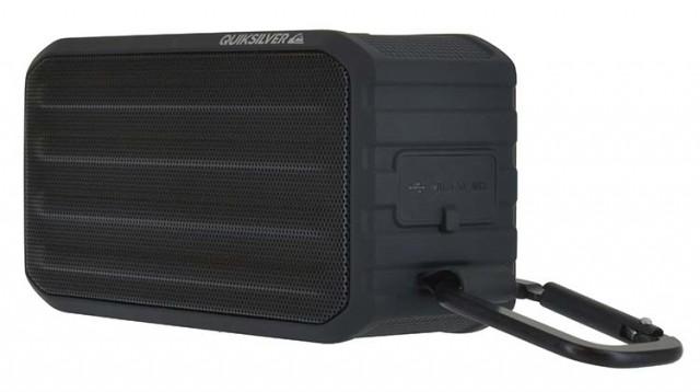 QUIKSILVER Bluetooth® Speaker (Black) – Image