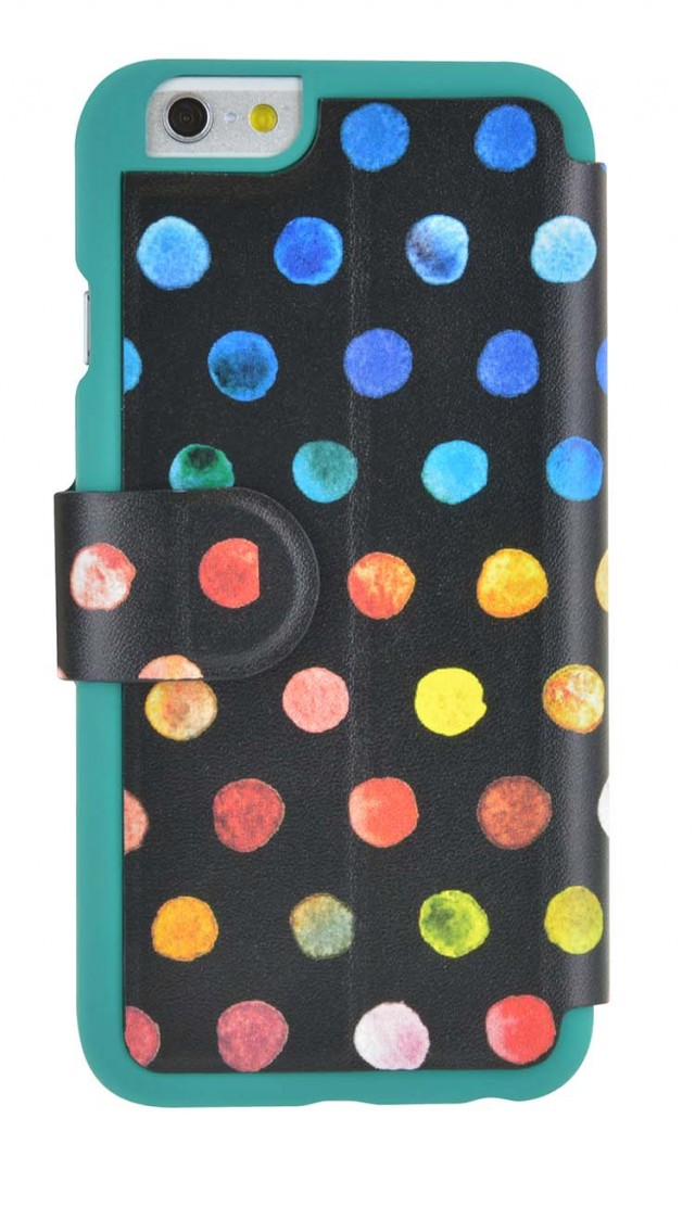 ROXY Folio Case Gypsy Dots – Image