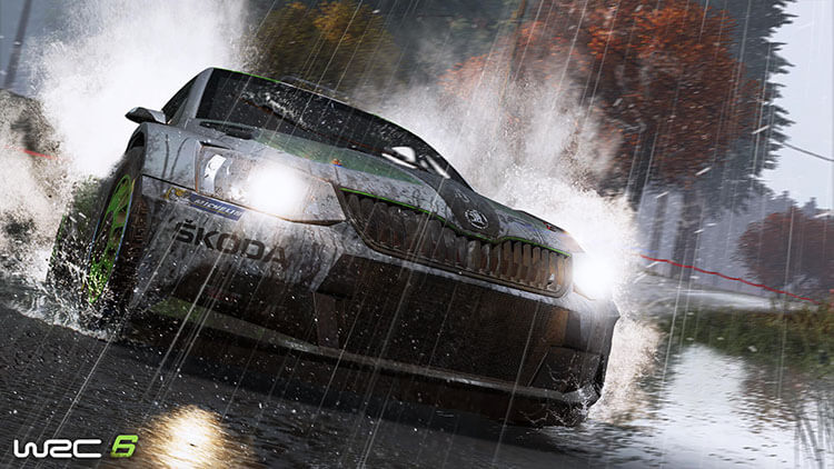 WRC 6 – Screenshot#1