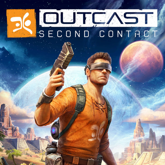 Outcast – Second Contact - Packshot