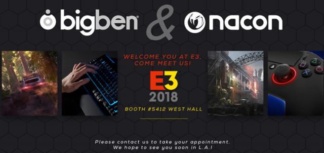line up E3 EN