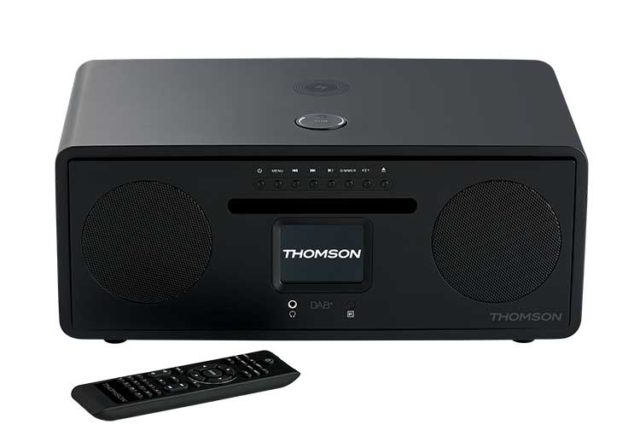 All-in-one Hi-Fi connected system MIC500IWF THOMSON - Packshot