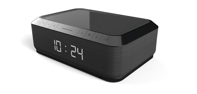 Clock radio with wireless charger RR140IG BIGBEN - Packshot
