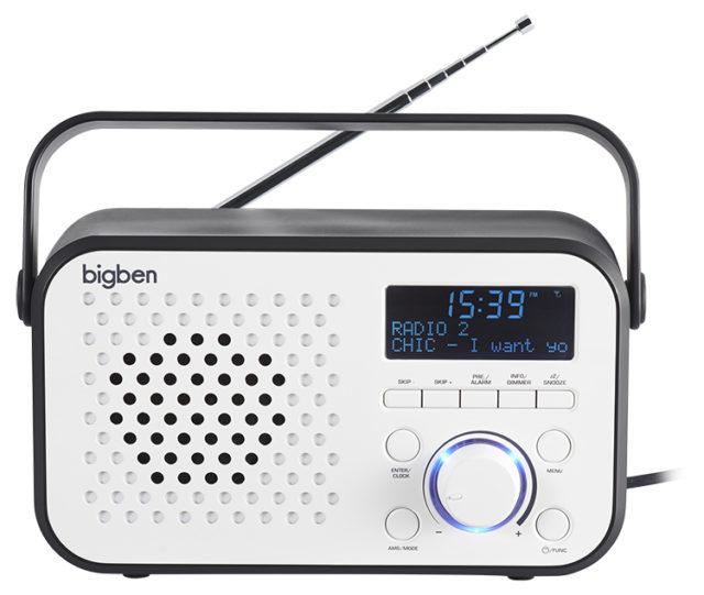 DAB+/FM RADIO TR24DAB BIGBEN - Packshot