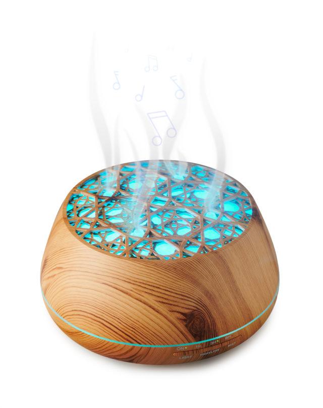 Luminous speaker aroma diffuser BTA01 BIGBEN – Image  #2tutu#4tutu#6tutu#7