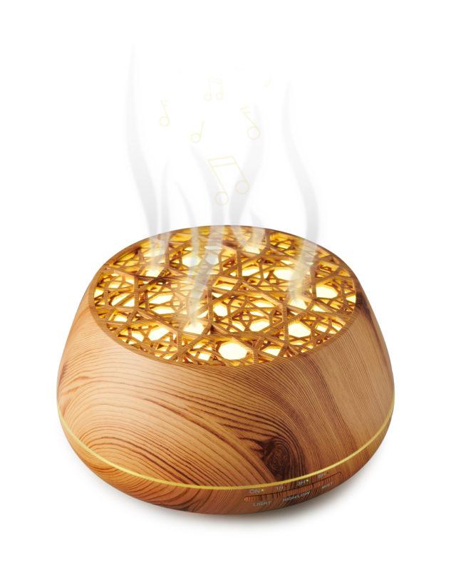 Luminous speaker aroma diffuser BTA01 BIGBEN – Image  #2tutu#4tutu#6tutu#8tutu