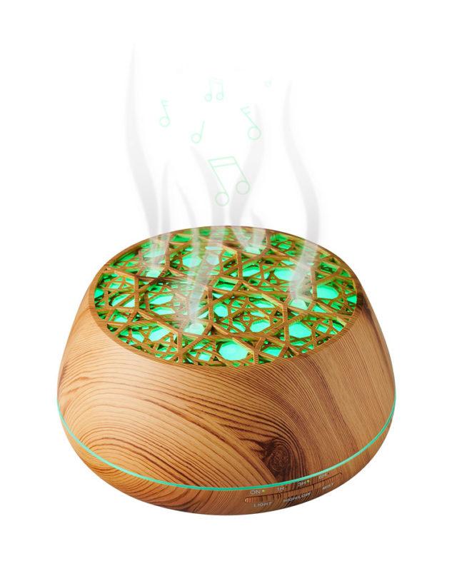 Luminous speaker aroma diffuser BTA01 BIGBEN – Image  #2tutu#4tutu#6tutu#8tutu#10tutu#11