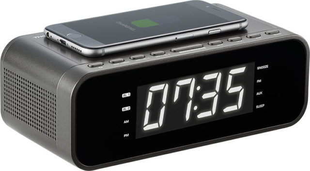 Clock radio with wireless charger CR225I THOMSON – Image  #2tutu