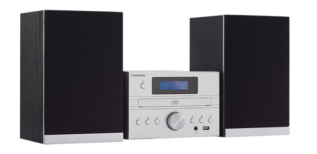 CD/MP3/USB MICRO SYSTEM/DAB+ MIC122DABBT THOMSON – Image