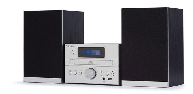 CD/MP3/USB MICRO SYSTEM/DAB+ MIC122DABBT THOMSON – Image  #1