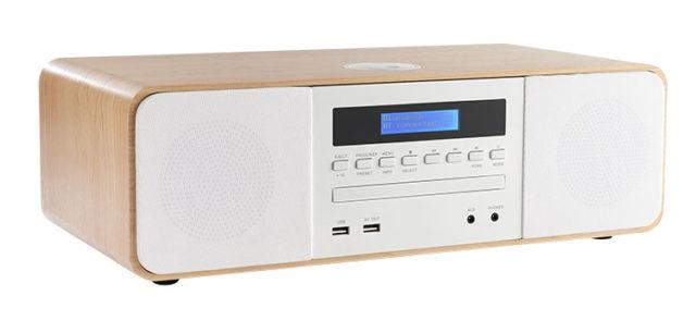 CD/MP3/USB/DAB+ micro system with wireless charger MIC201IDABBT THOMSON – Image  #2tutu