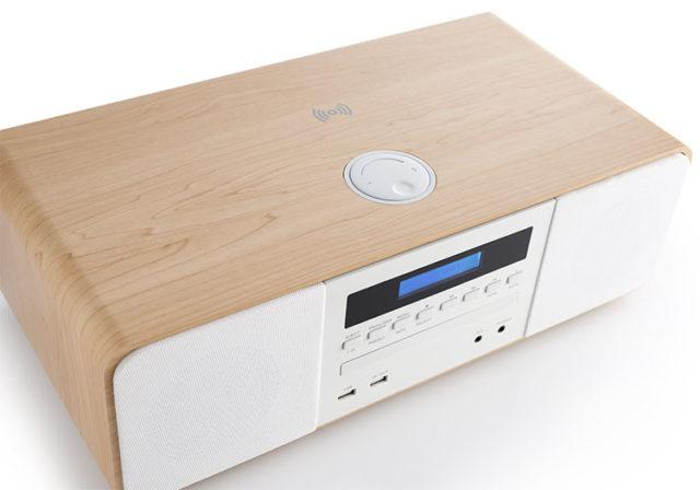 CD/MP3/USB/DAB+ micro system with wireless charger MIC201IDABBT THOMSON – Image  #2tutu#3