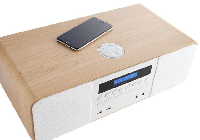 CD/MP3/USB/DAB+ micro system with wireless charger MIC201IDABBT THOMSON – Image  #2tutu#4tutu