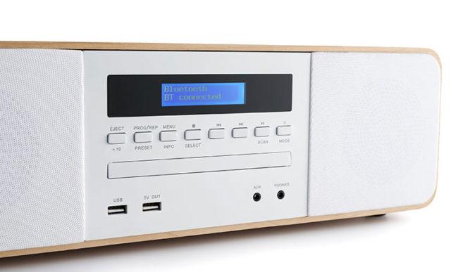 CD/MP3/USB/DAB+ micro system with wireless charger MIC201IDABBT THOMSON – Image  #2tutu#4tutu#5