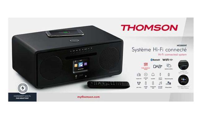 All-in-one Hi-Fi connected system MIC500IWF THOMSON – Image  #2tutu#4tutu#5