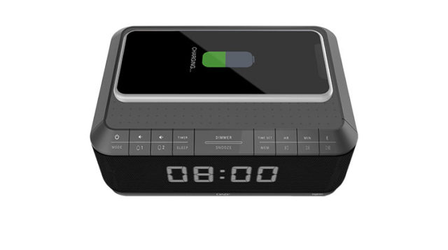 Clock radio with wireless charger/DAB+ RR140IGDAB BIGBEN – Image