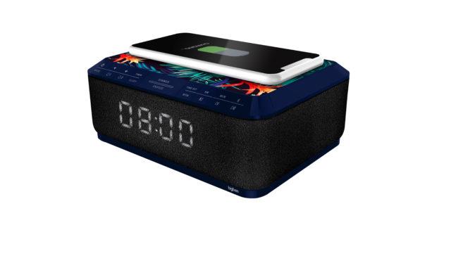 Clock radio with wireless charger RR140IJUNGLE BIGBEN – Image  #2tutu