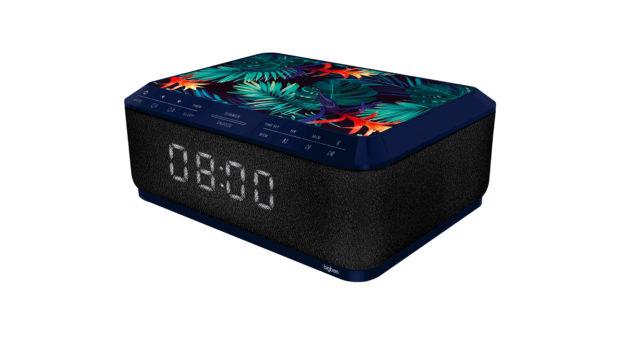 Clock radio with wireless charger RR140IJUNGLE BIGBEN – Image  #2tutu#3