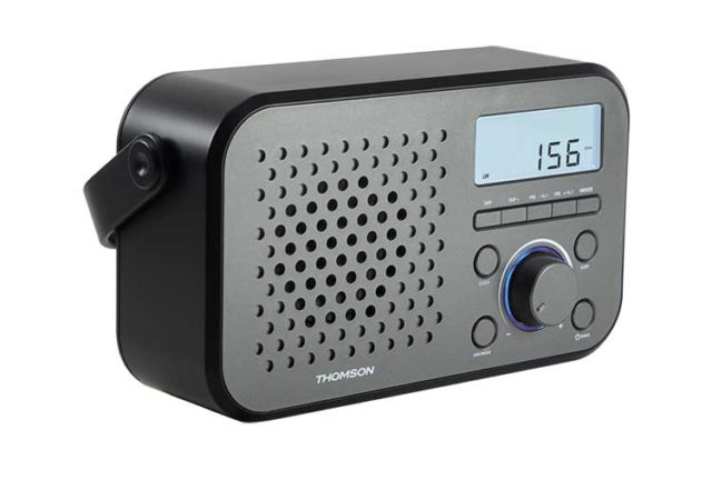 Portable radio RT300 THOMSON – Image