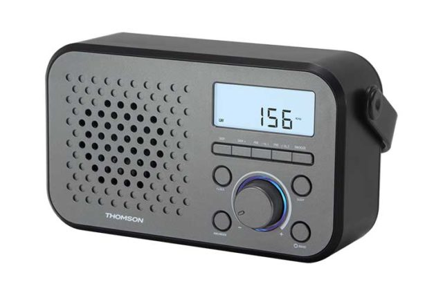 Portable radio RT300 THOMSON – Image  #1