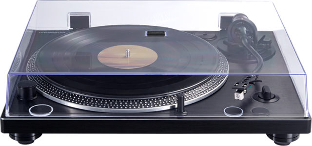 THOMSON direct-drive professionnal turntable TT600BT – Image